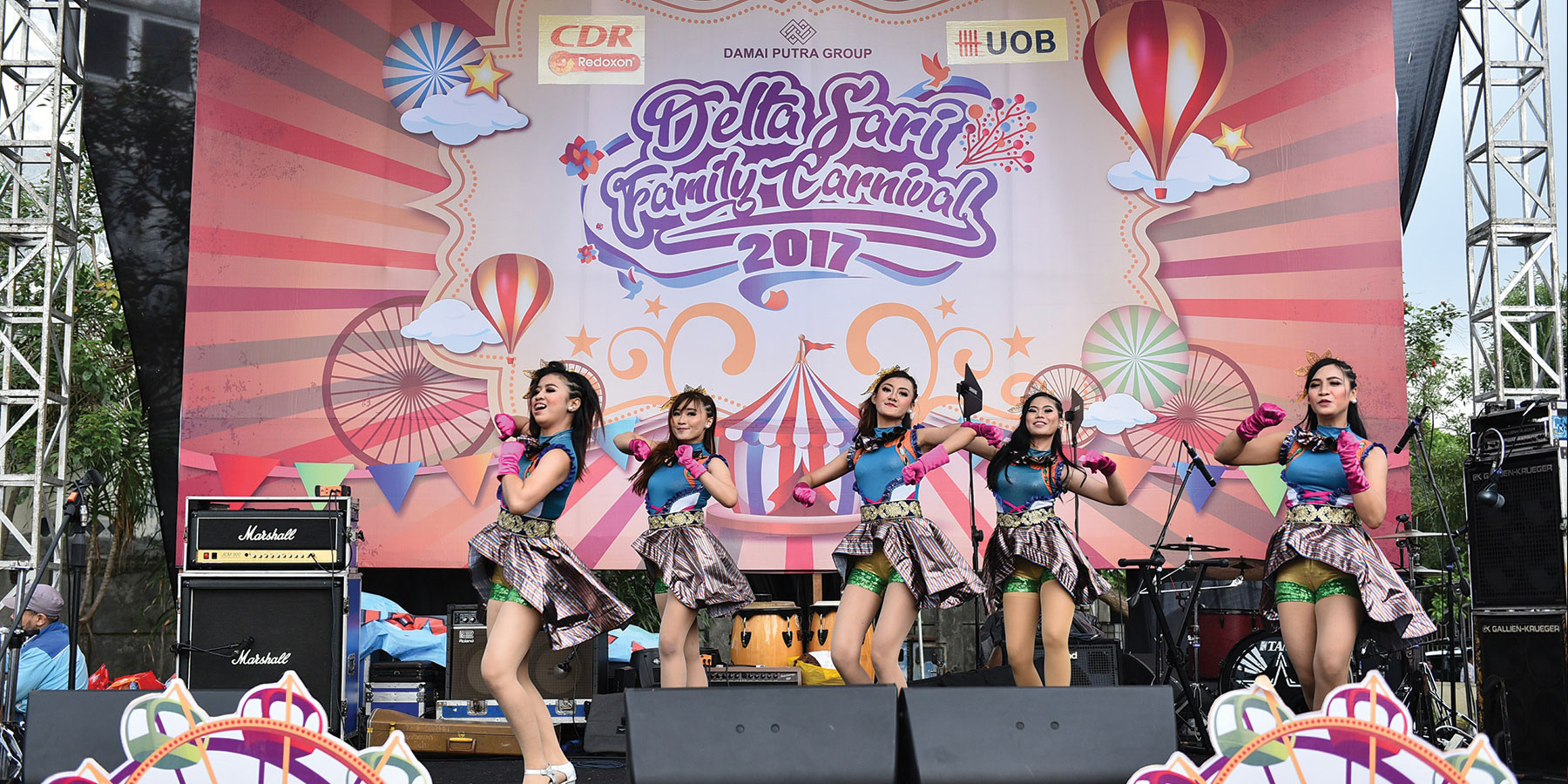 Delta Sari Family Carnival