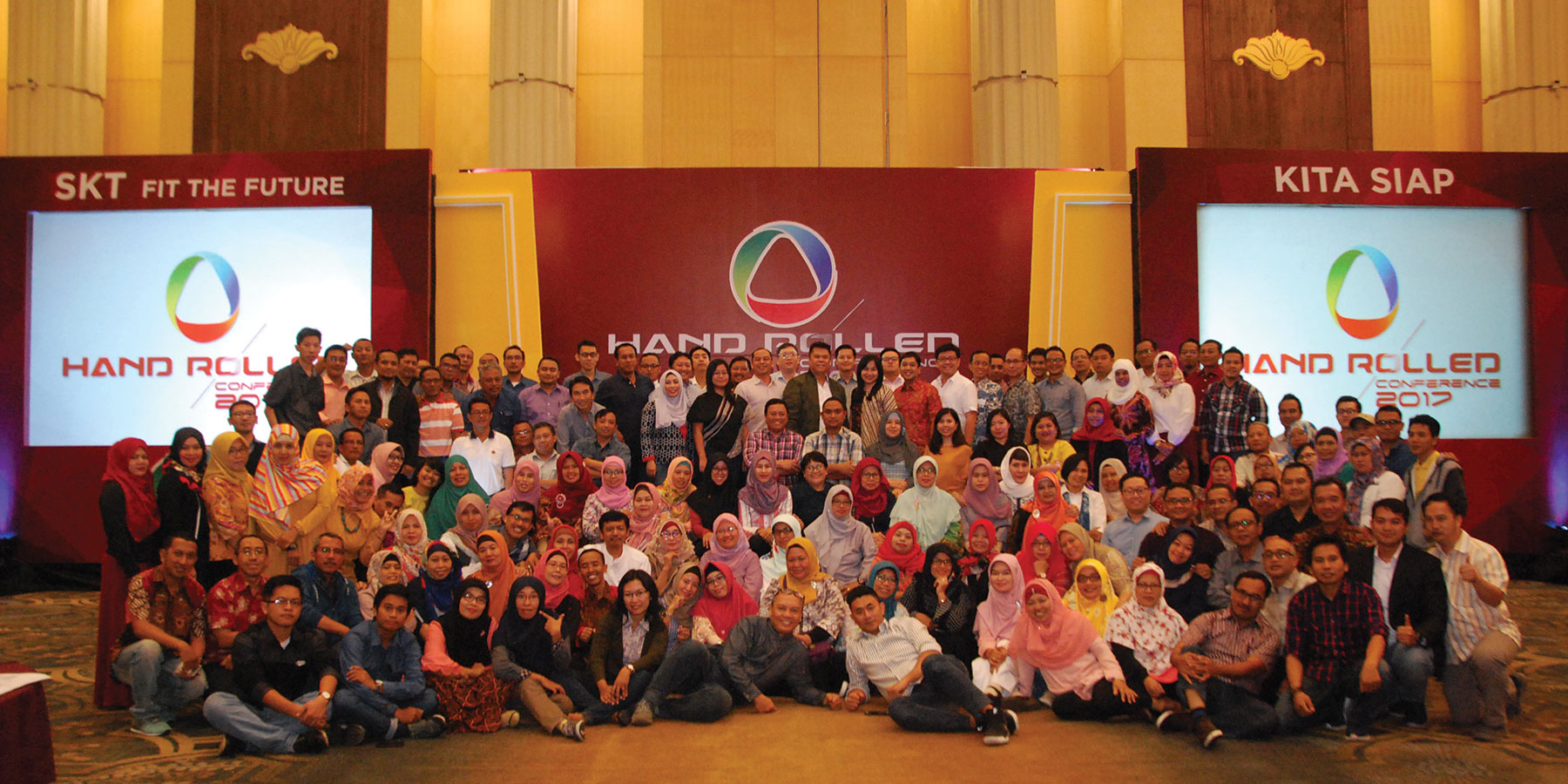 Sampoerna Hand Rolled Conference